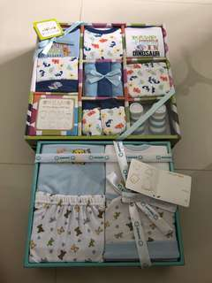 Baby Boy Gift Set In Bundle