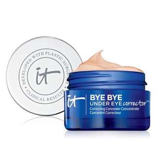 🚚 [全新品/現貨]IT COSMETICS Bye Bye Under Eye Corrector 遮瑕 黑眼圈校正霜