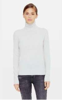 "Club Monaco: ""Feesha Cashmere"" Turtleneck (Size Small)"