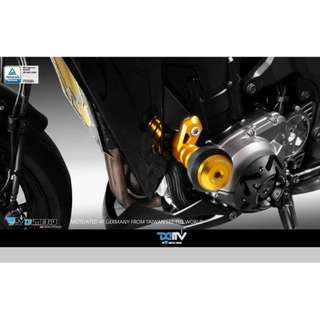 z1000 10-16 Roll Series Fairing Guard