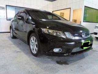 Honda 本田 Civic k14 2012年 黑色 1800c.c