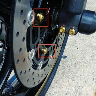 🔩Titanium Torx Rotor/Brake Disc Bolt