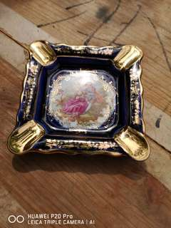France Limoges ashtray