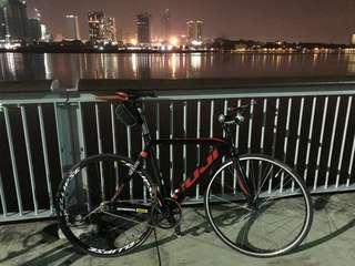 WTS Fuji Track pro Full bike