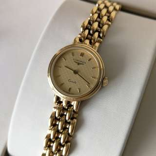 Authentic Longines Lady Watch
