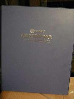 Collection Book 散紙簿 硬幣簿