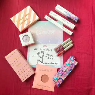COLOURPOP SPREE