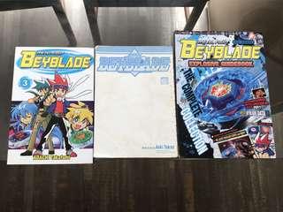 Beyblade comics