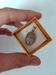 Batu akik pendant