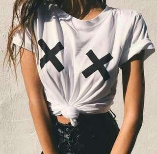 X X Shirt
