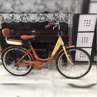 VALO Spring Aftermind City Bike