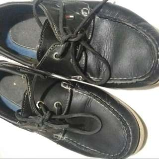 ***SALE***Authentic Tommy Hilfiger Top Sider for MEN Size 7-8