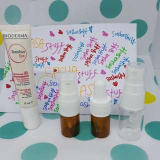 Eyeserum bioderma ori share in jar
