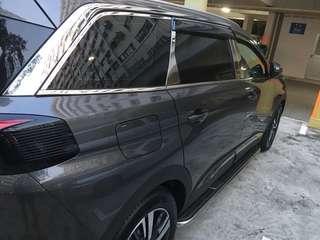 Peugeot 3008 / 5008 SUV accessories