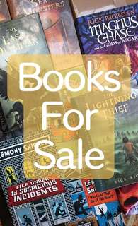 Cheap famous/popular YA Books for sale!