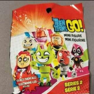 Teen Titans Go Mystery Pack Blind Bag