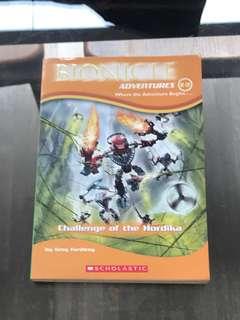 Bionicle Adventures Challenge of the Hordika