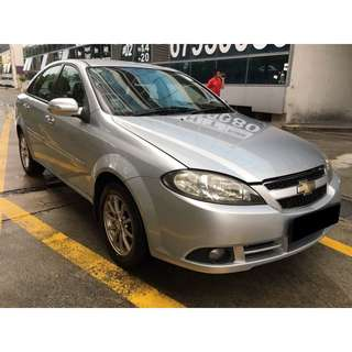 01/06/2018 - 04/06/2018 CHEVROLET OPTRA ONLY $165 (P PLATE WELCOME)