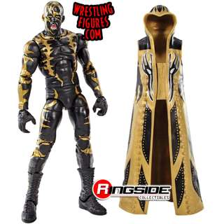 Goldust Mattel WWE Elite Series 36 Toy Wrestling Action Figure Goldie Golden One