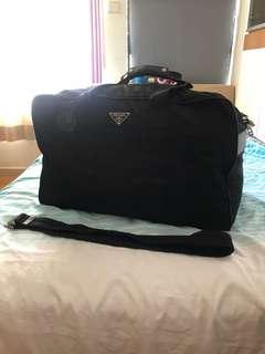 Prada Duffle Bag Large size nylon