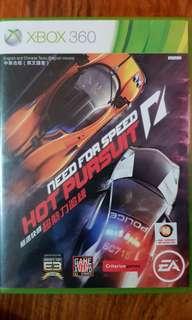 Xbox 360 nfs hot pursuit NTSC J
