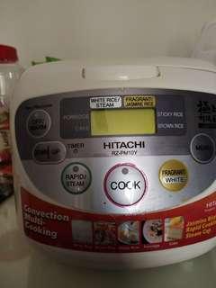 Hitachi rice cooker