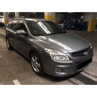 01/06/2018 - 04/06/2018 HYUNDAI I30 ONLY $195 (P PLATE WELCOME)