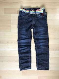 Dark Blue Jeans Unisex