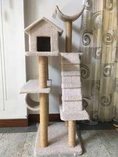 Cat tree 1.55m
