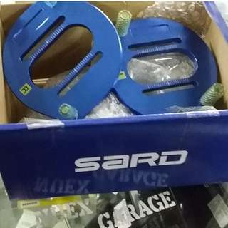 SARD  Wira, Satria & Putra front adjustable  pillow mount