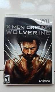 X men origins game - us region