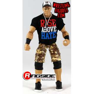 John Cena WWE Elite 17 Mattel Toy Wrestling Action Figure Doctor Thugonomics ECW