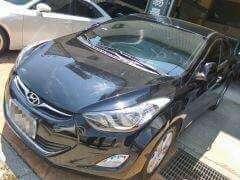 Hyundai 現代 Elantra 2013年 黑色 2000c.c