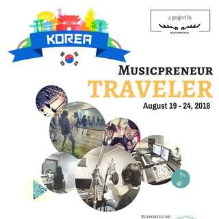 Musicpreneur Traveler Korea