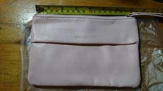 Shu uemura化妝袋