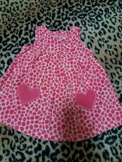 Carters baby dress (3mos)