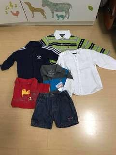 Zara Poney baby/toddler boy clothes