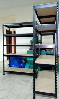 Racking for storage