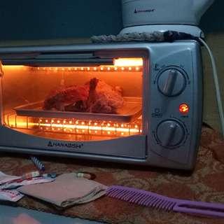 oven toaster hanabishi