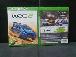[BN] XBOX ONE WRC 6 (Brand New)