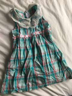 Tina Dear toddler sleeveless dress