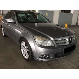 01/06/2018 - 04/06/2018 MERCEDES BENZ C200 ONLY $330 (P PLATE WELCOME)