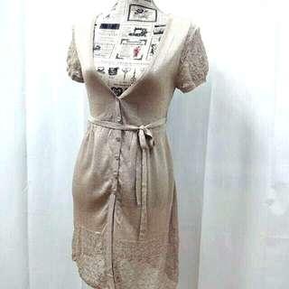 🚚 INED 日本品牌 洋裝式外套
