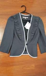 Review blazer size 6