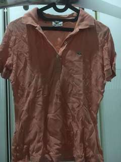 Tshirt lacoste Ori.