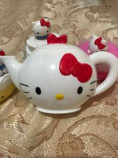 Hello Kitty Collectible Toys