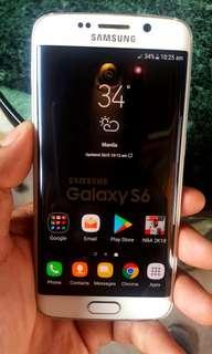 SAMSUNG S6 EDGE 32GB FINGERPRINT