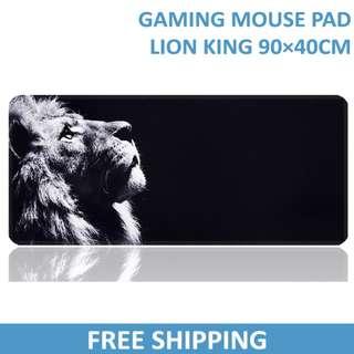 Lion King Gaming Mouse Pad / Mousepad