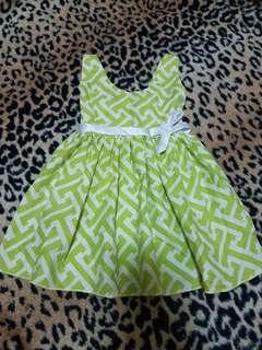 Baby dress (6-12mos)