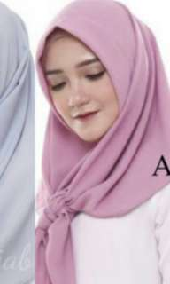 Square instant warna PEACH